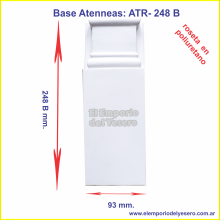 pie atenneas atr-248B art.. 9399