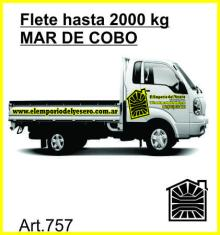 Flete hasta 2000 k. MAR DE COBO art.757